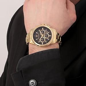 Reloj de pulsera para hombre.