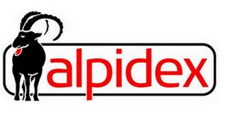 Logotipo de la marca ALPIDEX