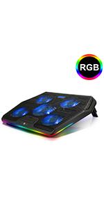 RGB Cooling Pad