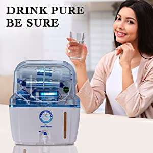 Drink Pure Be Sure