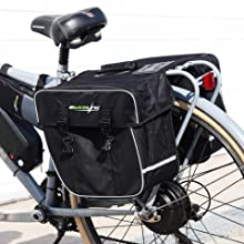 Bike Pannier Bag Extra Large