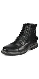 Men's Dress Combat Boots