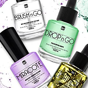 nail polish growth cuticle treatments repair top coats base drying shiny long lasting strengthener