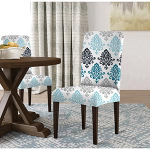 ColorBird European Style Spandex Chair Slipcovers