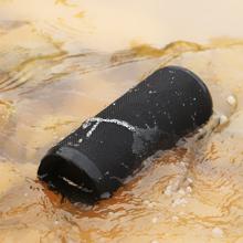 iPX7 outdoor waterproof speaker soaked in the creek