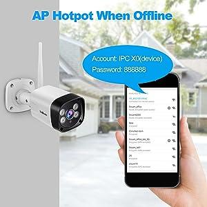 AP Hotspot Mode