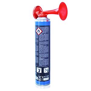 pressluftfan-fare prank luftdruck-hupe furzspray fan-hupe deutschland gas-horn hupe-n