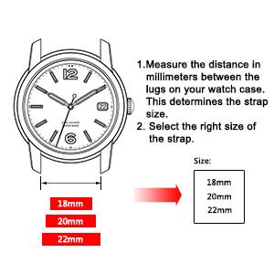 22mm watch band women