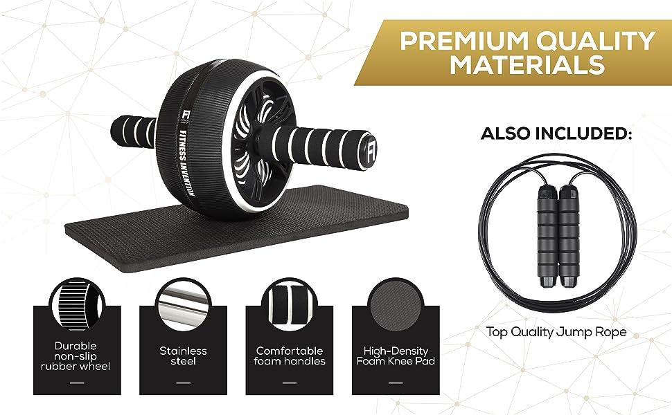 Workout Equipment for men Workout Equipment for women Abdominal Roller Equipment Fitness Wheel