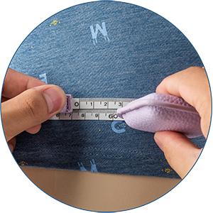knitting measuring tape