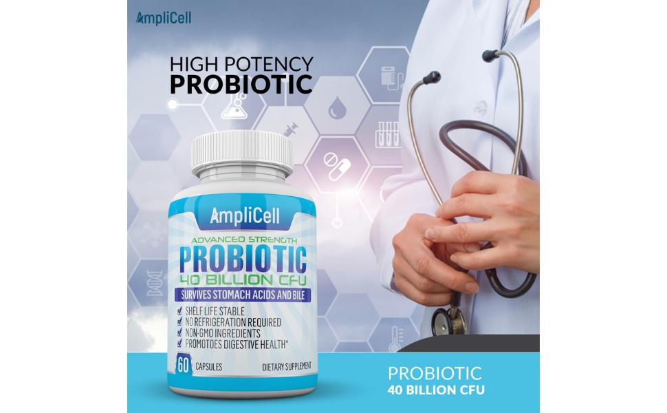 probiotics 40 cfu