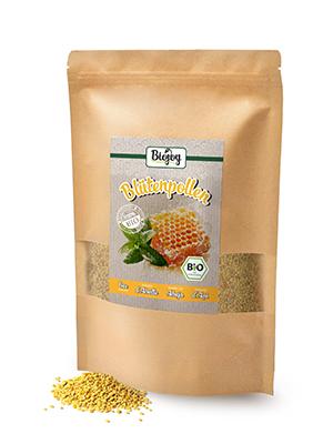 bijenpollen bijenbrood stuifmeel zoet ongezoet suikervrij zonder toegevoegde suikers muesli honing