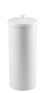 toilet paper holder canister
