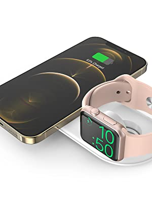 apple watch wireless charging station