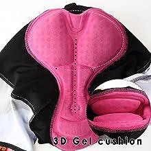 3D Gel cushion