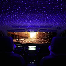 Night Light Atmospheres Decoration for Car