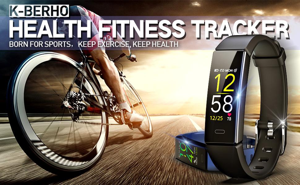 health fitness tracker