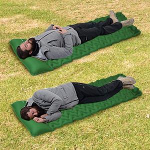 SLEEPING ON BACK OR SIDE