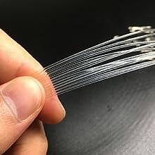 Transparent Nylon Line