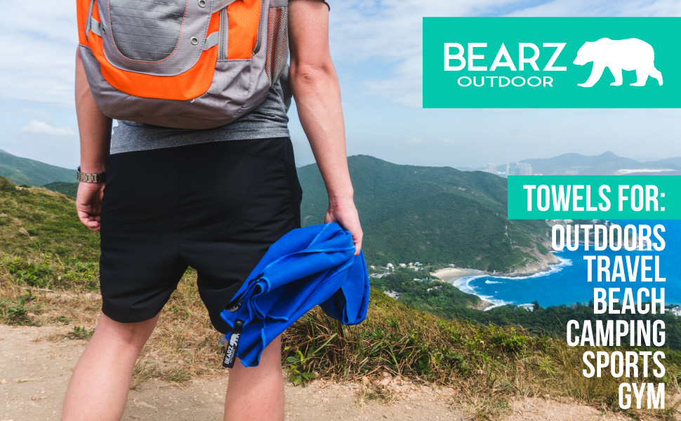 Travel Beach Camping Sports Gym Towel