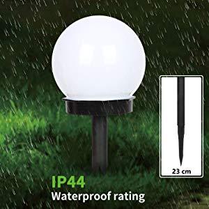 solar globe lights