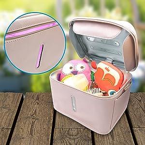 cleaner bag led sterilizer sanitizing