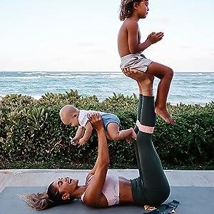 home yoga pants