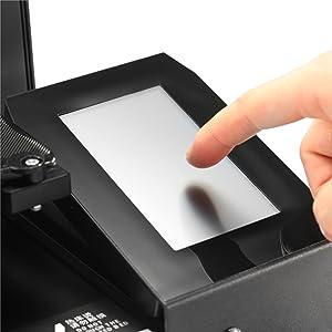 4,3-Zoll-Touchscreen (11cm Diagonale) & einfache Benutzeroberfläche