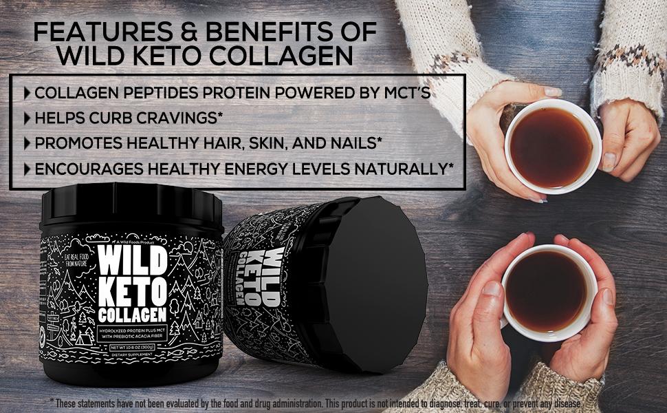 collagen peptides protein powder