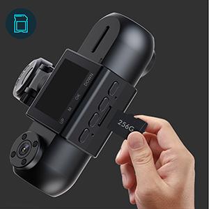 dual car camera 1080p