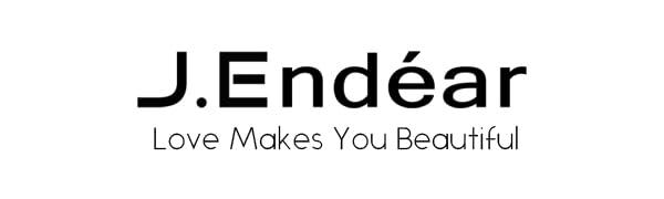 J.Endéar Bracelet for Women Heart with Initial Letter