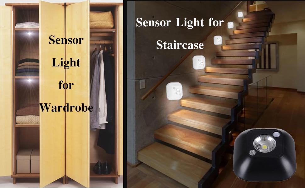 3m sensor light