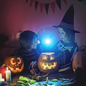 Little bit spooky