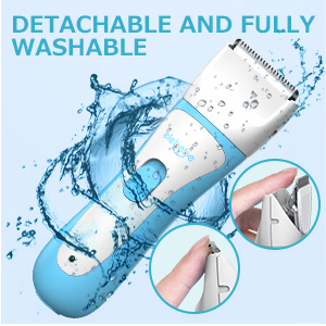 washable baby hair clippers