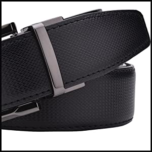 belts for mens leather