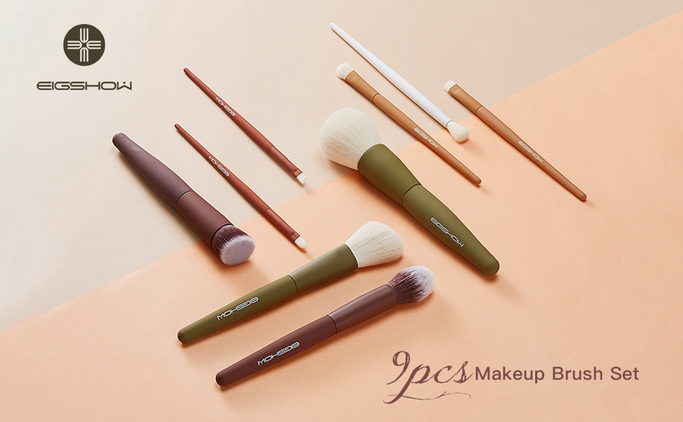 natural face makeup brush set elf makeup brushes professional mac angled Eyeliner brush