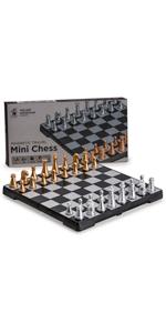 Magnetic Travel Chess Mini-Set