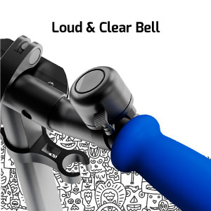 Loud and clear bell