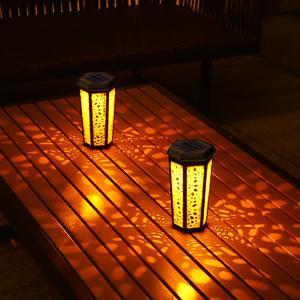 solar table lanterns