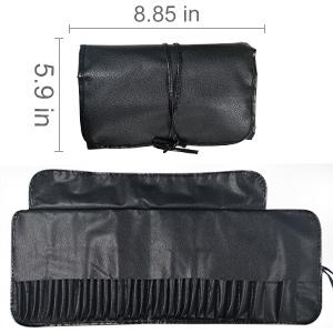 Portable brush bag