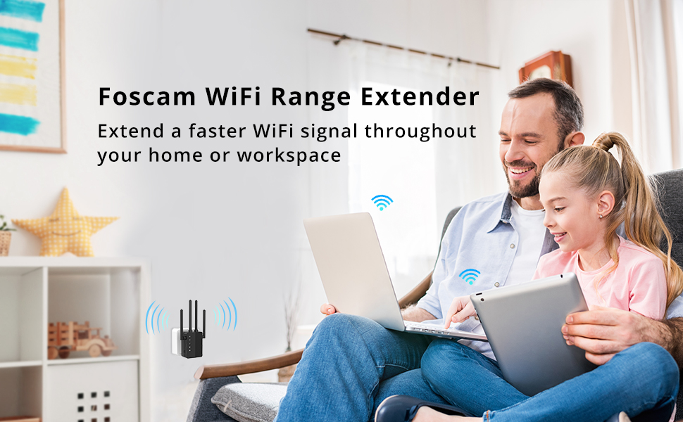 dual band wifi extender