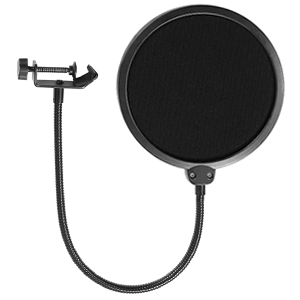 Double Layer Pop Filter