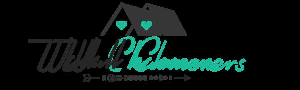 Wall Charmers Home Decor Farmhouse Decor Logo