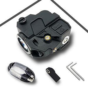 laser sight and light package