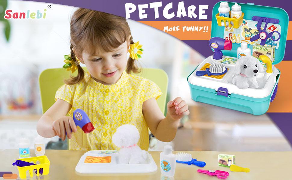 juguete veterinario