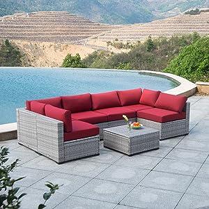 patio sofas
