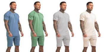 mens pajama set all colors