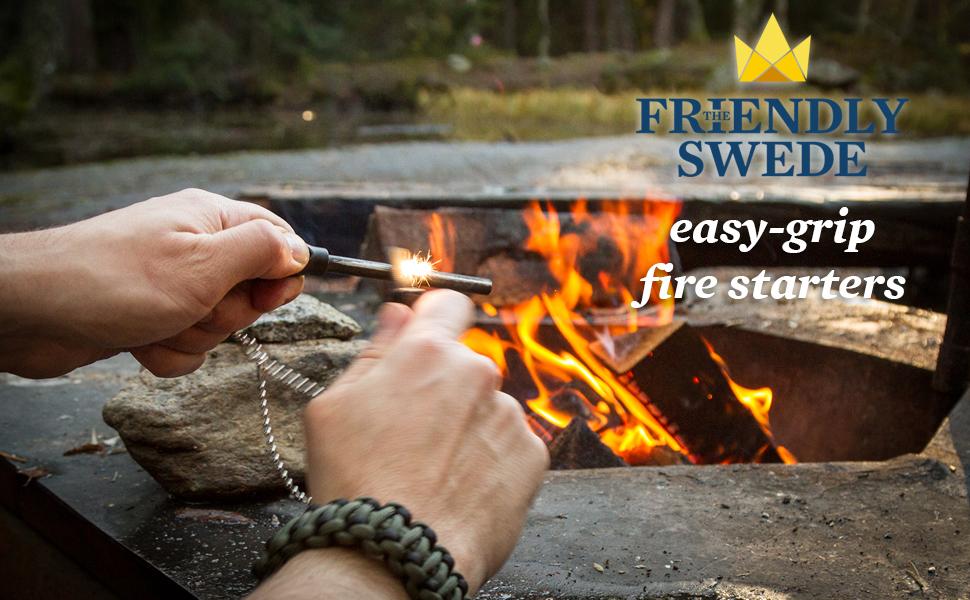 easy grip fire starter