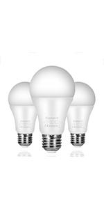 Light sensor dusk to dawn LED bulb