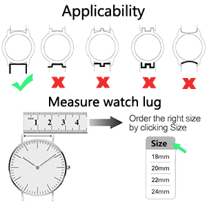 confirm you watch width